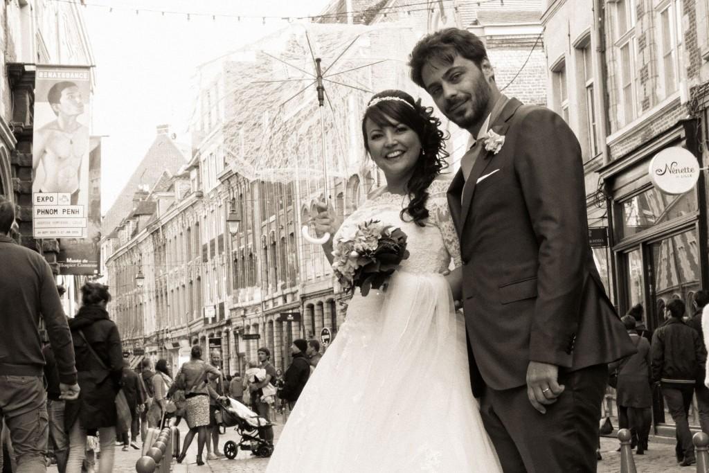 Amélie et lancelot mariage a lille